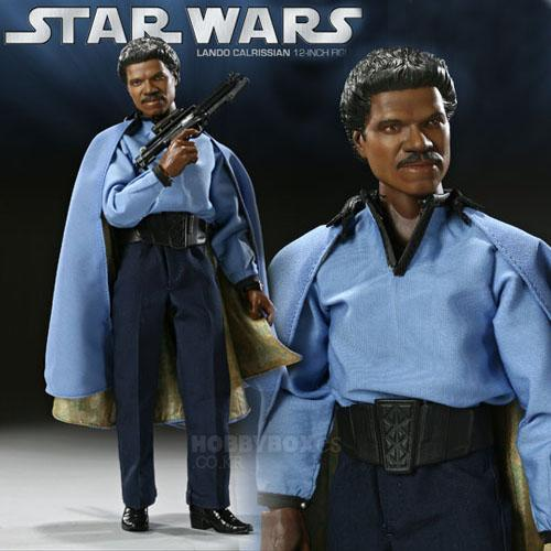 (입고) 스타워즈(Star wars)- Lando Calrissian 12-inch Figure