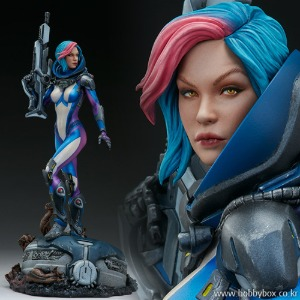 (예약) Bounty Hunter: Galactic Gun For Hire Statue / 300753