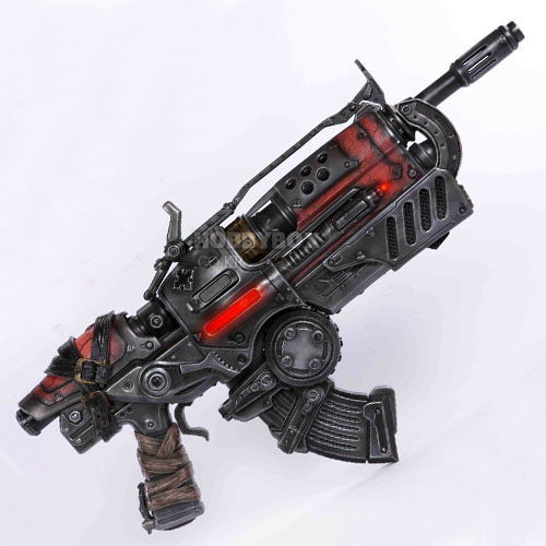 (예약마감) Locust Hammerburst 2 Full Scale Replica / 기어스 오브 워(Gears of War) 3