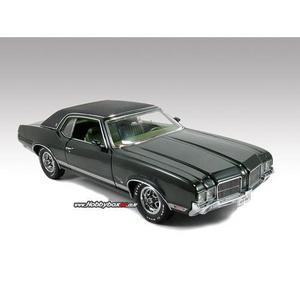 (재입고) 1971 Oldsmobile Cutlass Supreme SX - green