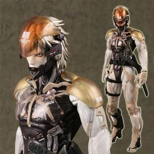 (입고) RAH Metal Gear Solid - Raiden MGS4 ver.