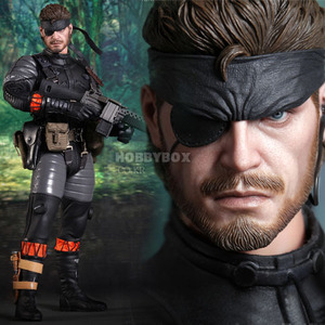 (입고) 네이키드 스네이크(Naked Snake) Sneaking Suit Ver. / 메탈기어 솔리드 3(Metal Gear Solid 3 : Snake Easter)