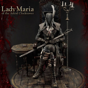 (잔금결제) 레이디 마리아(Lady Maria of the Astral Clocktower) / 블러드본(Bloodborne : The Old Hunters)
