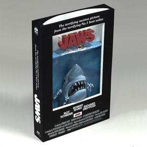 (할인) Jaws - 3D Movie Poster